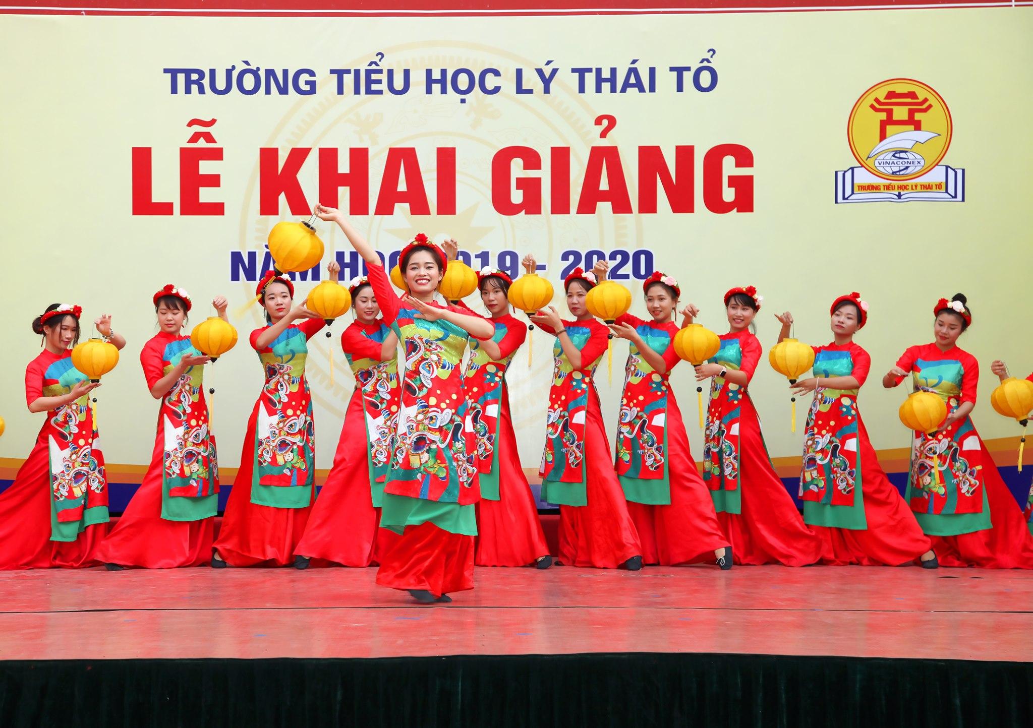 Trường Tiểu học Lý Thái Tổ thực hiện công khai theo Thông tư 36 của Bộ GD-ĐT