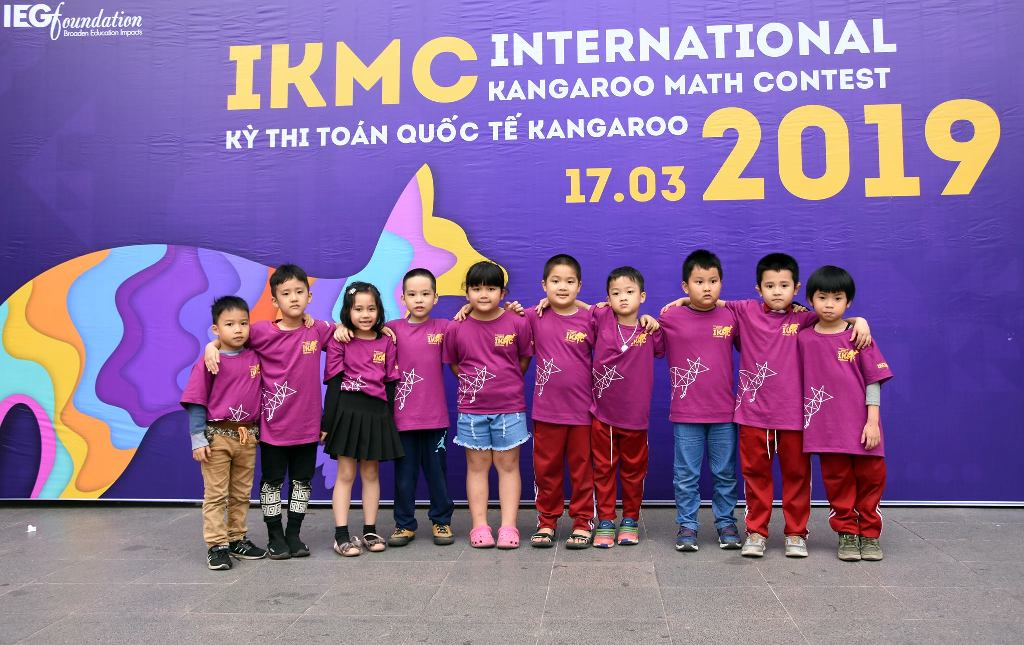 Chúc mừng hai nhà vô địch Quốc gia kỳ thi Toán quốc tế Kangaroo IKMC năm 2020