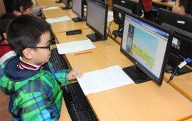 Olympic môn Toán trên Internet cấp trường