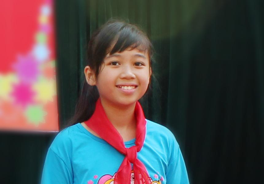 Phan Tố Như Hoa - 5A2