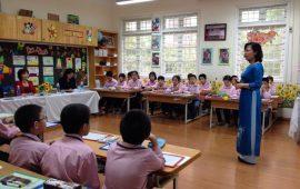 """Giáo viên Trường Tiểu học Lý Thái Tổ đạt danh hiệu """"Giáo viên chủ nhiệm giỏi"""" cấp Quận"""