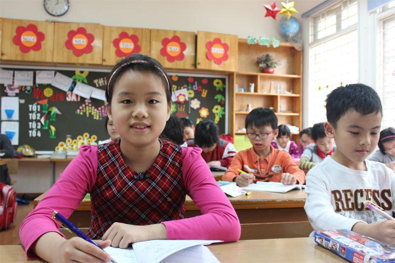 Vũ Minh Phương - lớp 4A1