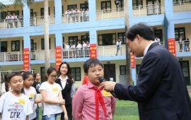 Một ngày làm học sinh lớp 6 trường THPT Lý Thái Tổ