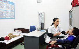 Trường Tiểu học Lý Thái Tổ chủ động trong công tác phòng chống dịch bệnh