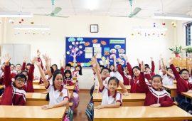 Thông tin cần biết về Trường Tiểu học Lý Thái Tổ năm học 2018-2019