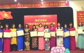 Giáo viên trường Tiểu học Lý Thái Tổ đạt giải cao trong kỳ thi Giáo viên giỏi cấp Quận