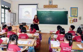 Khởi động năm học mới với các tiết dạy chuyên đề chất lượng tốt