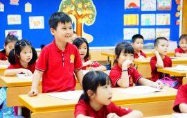 Học sinh Trường Tiểu học Lý Thái Tổ đạt chuẩn Tiếng Anh A1 theo khung tham chiếu Châu Âu