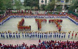 Trường Tiểu học Lý Thái Tổ thực hiện Quy chế công khai năm học 2017-2018 và 2018-2019