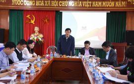 Đoàn Sở GD&ĐT kiểm tra công nhận lại trường chuẩn Quốc gia tại trường Tiểu học Lý Thái Tổ