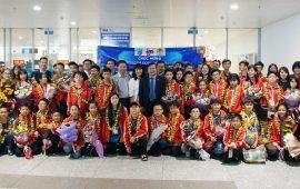 Hành trình tìm kiếm những tài năng Toán học quốc tế ITMC 2019 tại Thái Lan