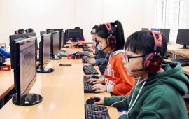 Chúc mừng 52 thí sinh tham gia vòng Quốc gia kỳ thi Violympic Toán Tiếng Việt và Toán Tiếng Anh năm học 2018-2019