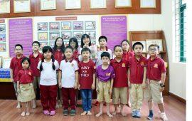 35 học sinh đạt giải cao trong các kỳ thi cấp Quốc gia và Quốc tế