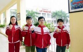 4 học sinh trường Tiểu học Lý Thái Tổ xuất sắc tiến vào vòng chung kết Quốc gia cuộc thi TOEFL Primary Challenge