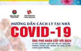 Phòng, chống dịch Covid-19: Cách ly là biện pháp tốt nhất bảo vệ bản thân và cộng đồng
